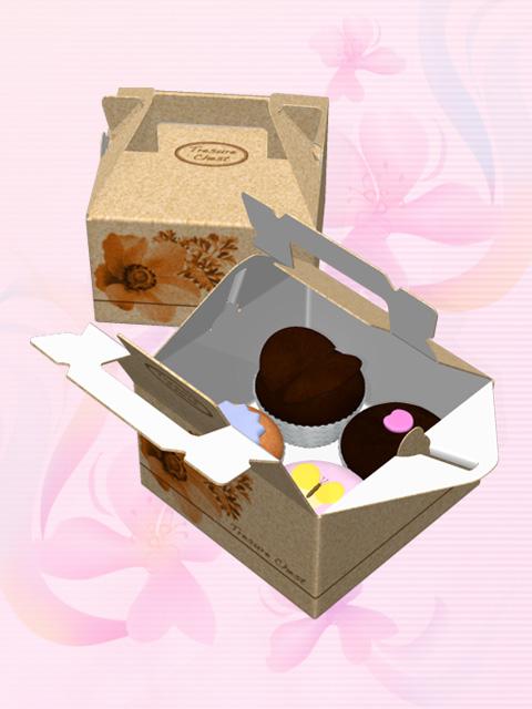 SS Cake Box