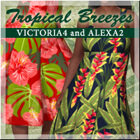 Tropical Breezes Package 3