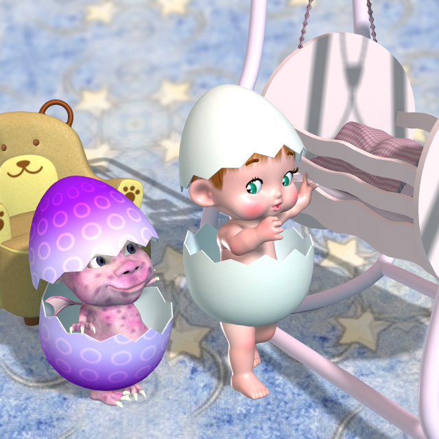 Image Pippin Egg