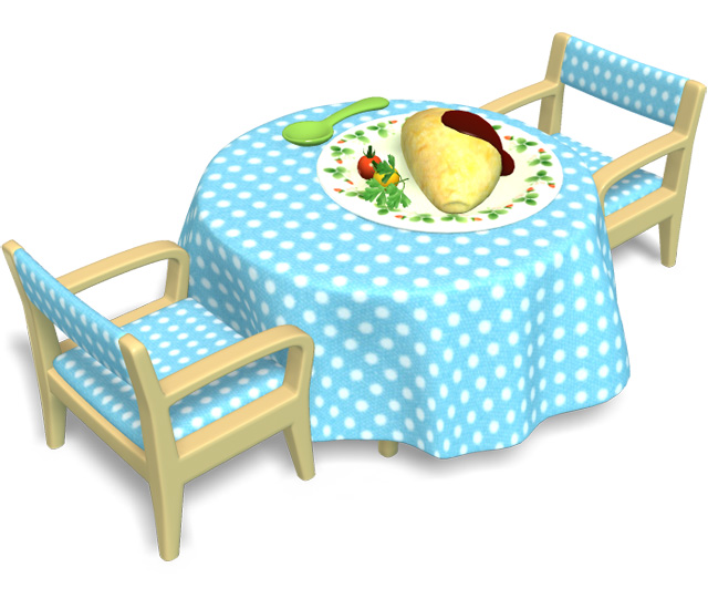 Image Tiny Dining Set