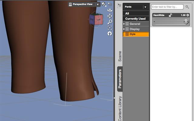 Image DSF WIP3 Pants Morph