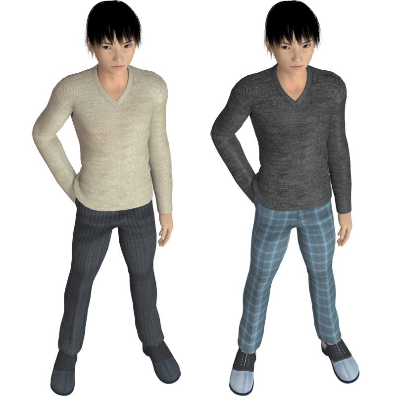H3 Ordinary Clothing